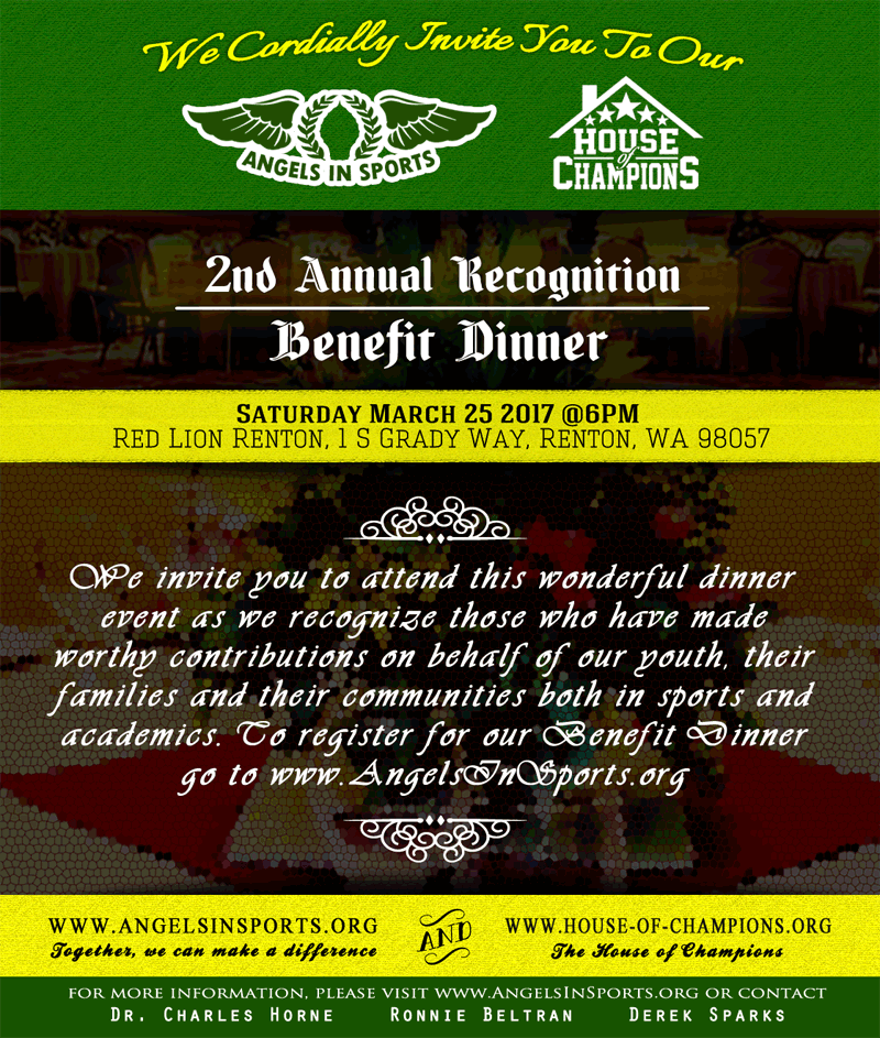 AIS 2rd Annual Recognition Benefit Dinner Event